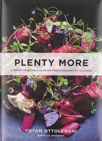 Plenty More vegetarian cookbook, best cookbooks gift guide