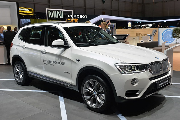 BMW製クロスオーバーの好調は今年も継続か
