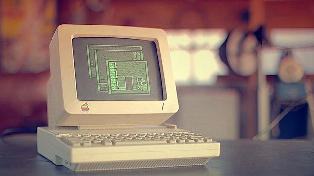 Batman Apple II