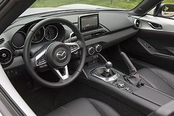 2016 Mazda MX-5 Miata 2.0L