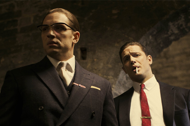 The Krays played by Tom Hardy in Legend