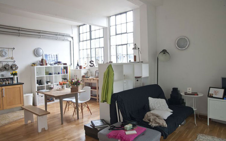 angela scanlon apartment