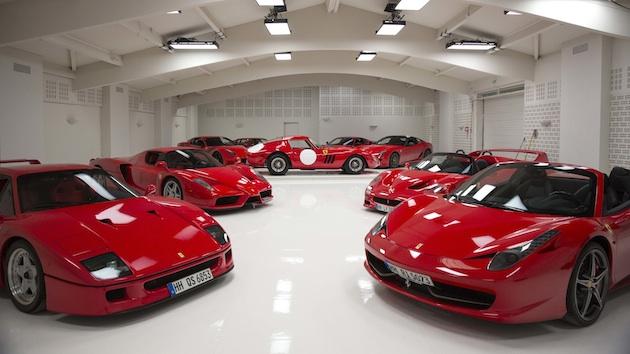 30億円のブガッティや40億円のフェラーリを盗み出せ! 多数の名車が登場するクライム・アクション映画『スクランブル』がいよいよ公開