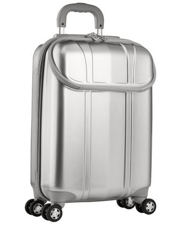 "TravelSmith Z1 22"" Carry-On with Power Bank"