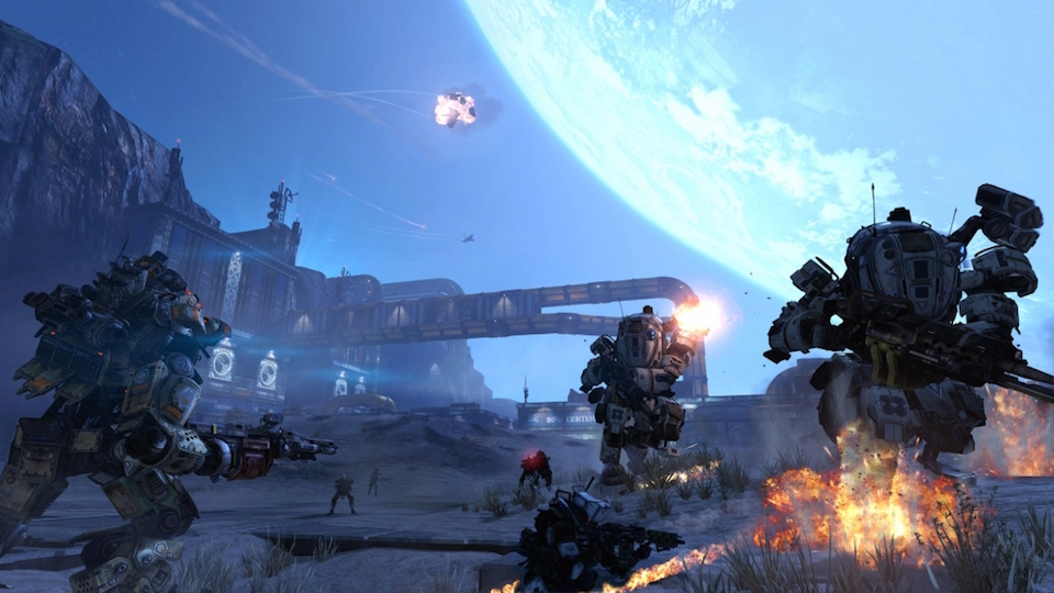 Titanfall Going Free To Play In Asia