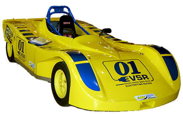 evsr electric racecar