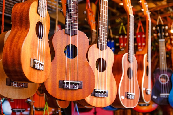 greatest things from every state, hawaii, ukuleles