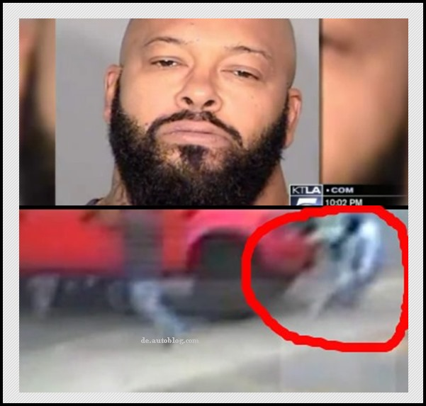 Suge knight, Mord, Death row record, Ford Pickup, Terry Carter, Video, hit and run,