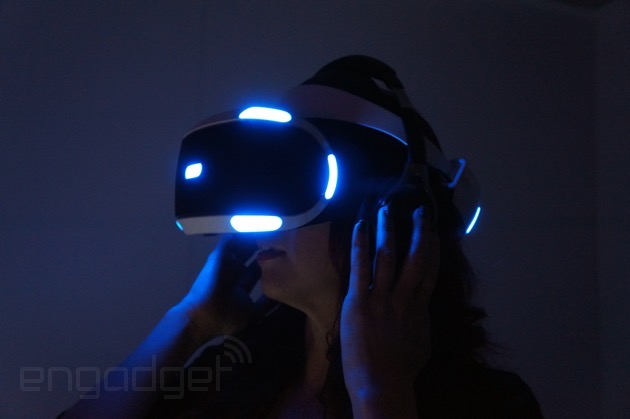 Sony's PlayStation VR headset launches in October for $400