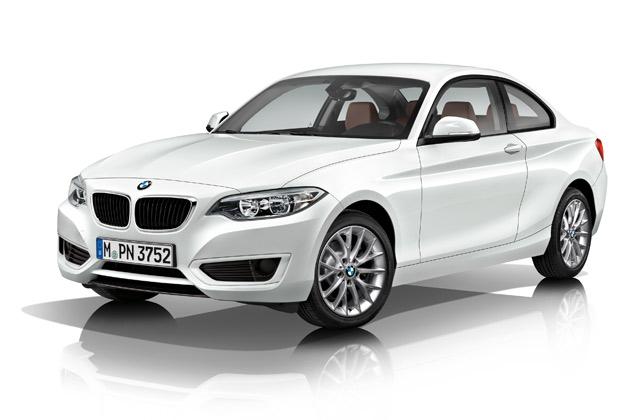 BMW、「2シリーズ クーペ」に3気筒エンジンの搭載を発表!