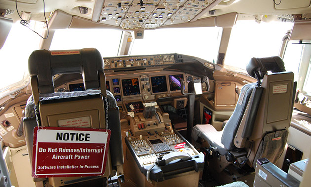 The government insists airlines replace WiFi-allergic cockpit displays