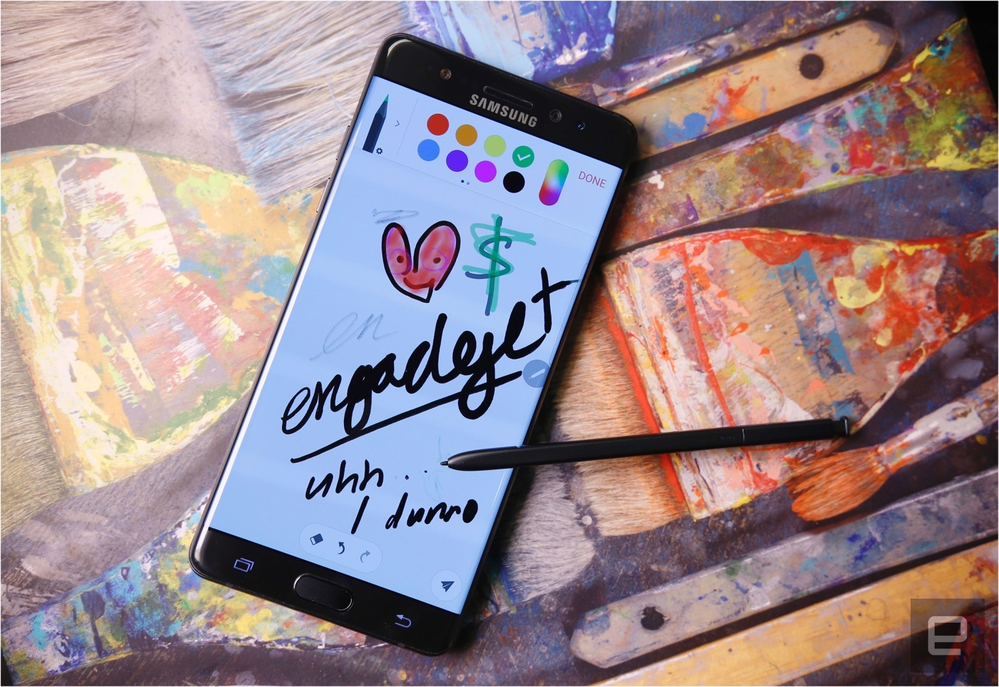 Rückruf von Galaxy Note 7