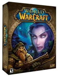 world of warcraft game box