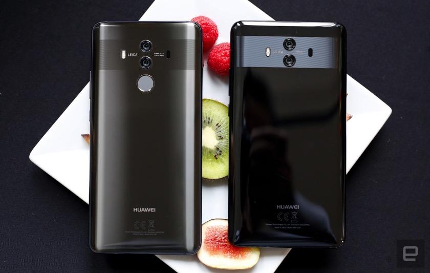 Huawei Mate 20: Angebliche Benchmarks deuten auf ordentlich Power