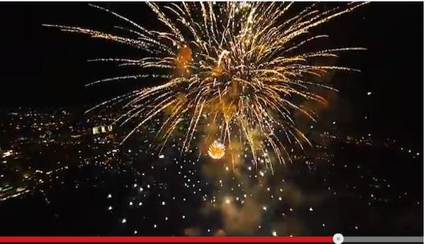 打ち上げ花火、下から見るか? 横から見るか?の画像 p1_8