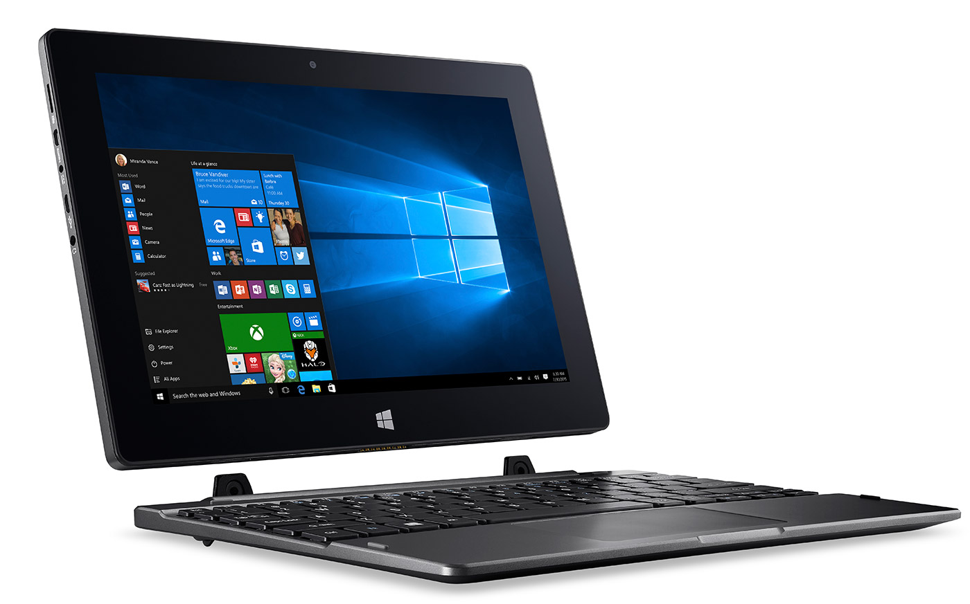 Acer reveals Intel Skylake laptops with fingerprint readers