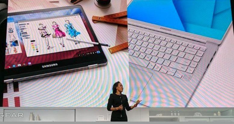 Samsung soll ein 2-in-1-Chromebook mit Stylus in der Mache haben