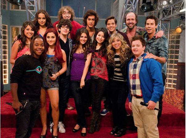 Victorious Cast feat Victoria Justice - Shut Up and