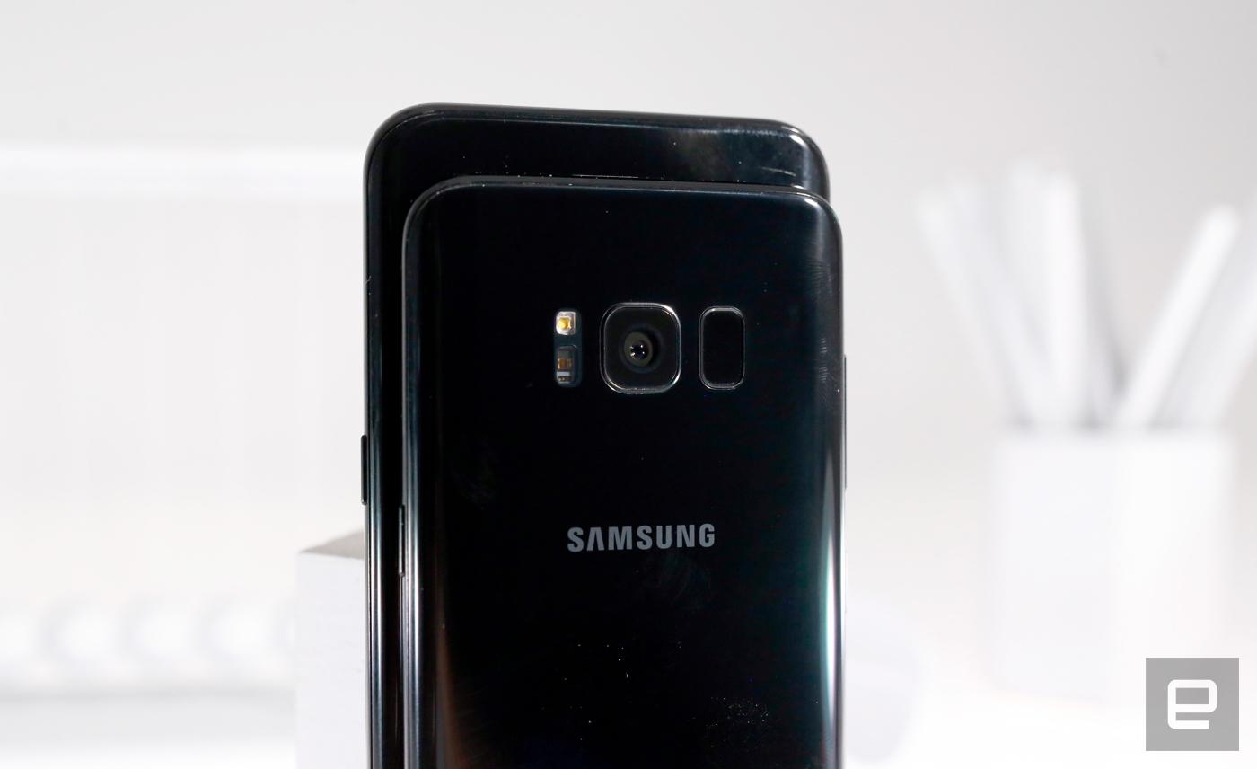 Los nuevos sensores de Samsung permitirán diseñar teléfonos más delgados y sin protuberancias