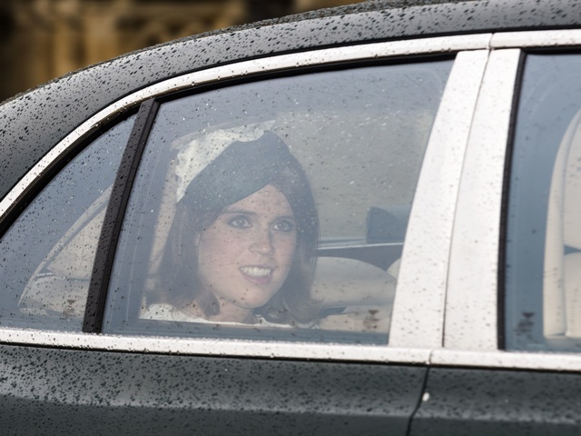 princess-eugenie-easter-parade-windsor-castle