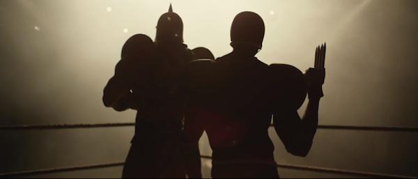ウォーズマンとロビンマスクの超人師弟コンビの実写CMがカッコよすぎる【動画】