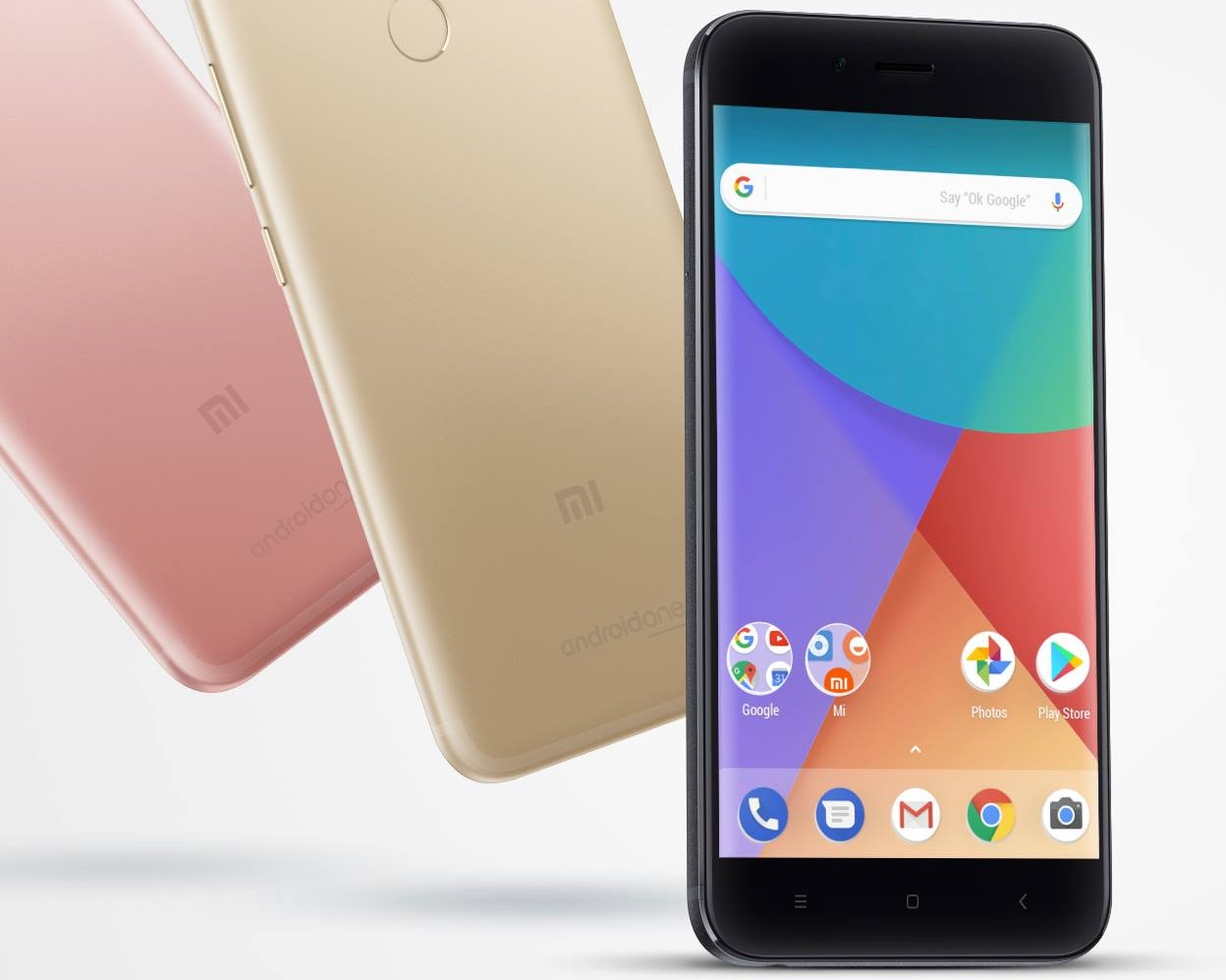 Xiaomi Mi A1 sorprende al apostar por Android One y dejar de lado MIUI