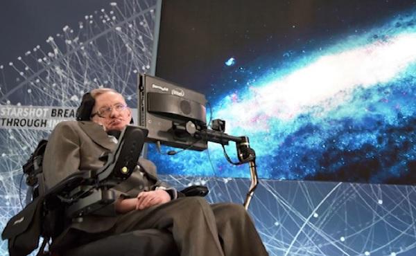 スティーブン・ホーキング博士、人類滅亡への警告とともに宇宙探索への希望を語る 「好奇心旺盛であれ」
