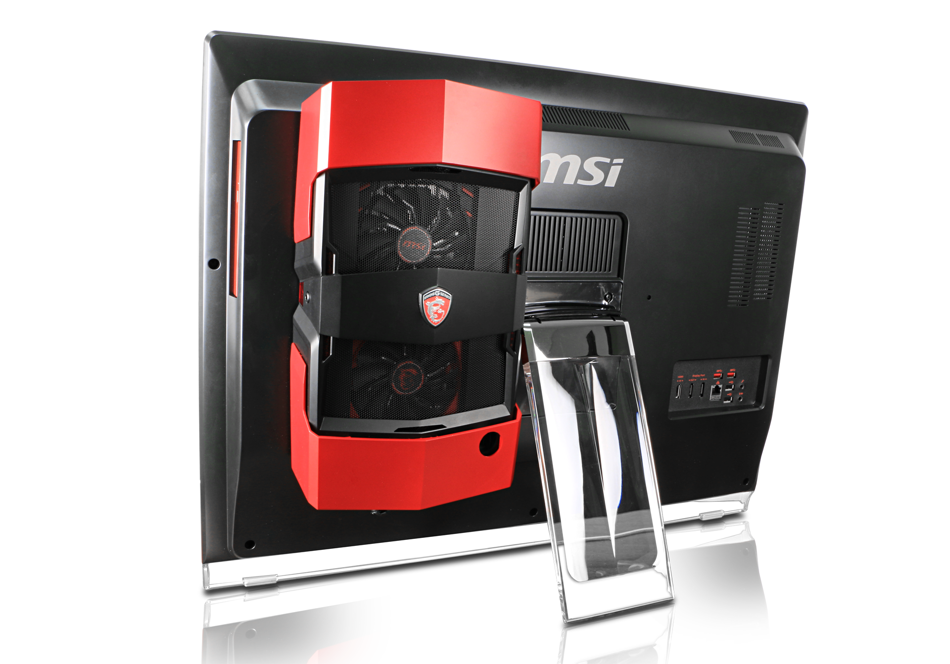 MSI announces its own take on the high-end all-in-one gaming PC