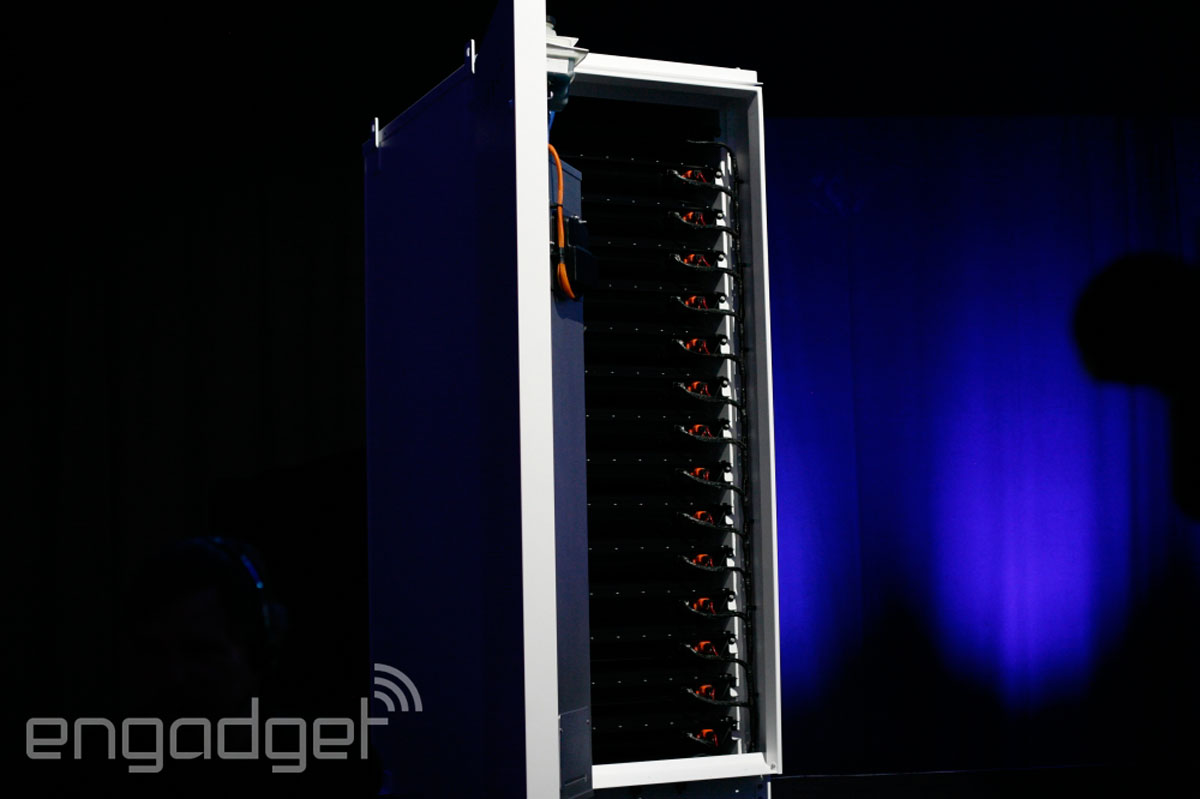 Tesla batteries will help power California office buildings