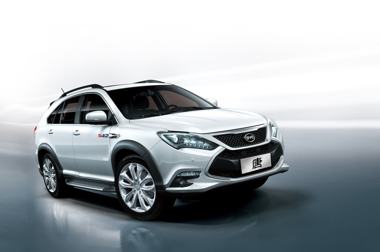 Byd Tang - stärkstes Hybrid SUV der welt