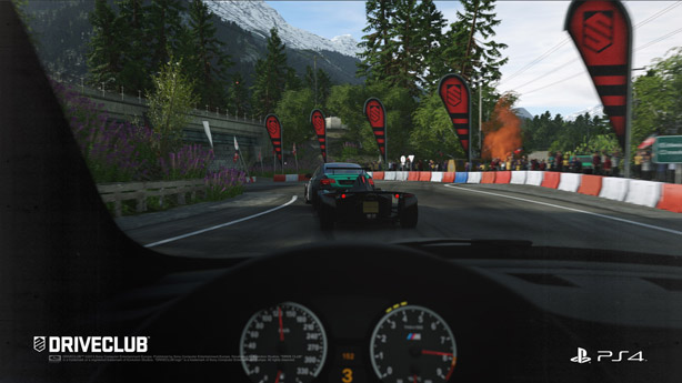 Driveclub deploys server update, PS Plus Edition 'on hold'