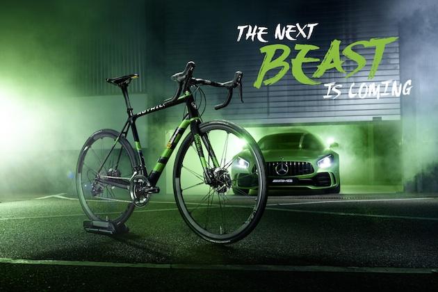メルセデスAMGやアストンマーティンから、限定生産のスポーツ自転車が登場!