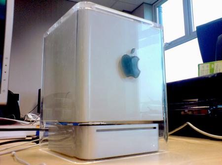 mac g4 cube mini