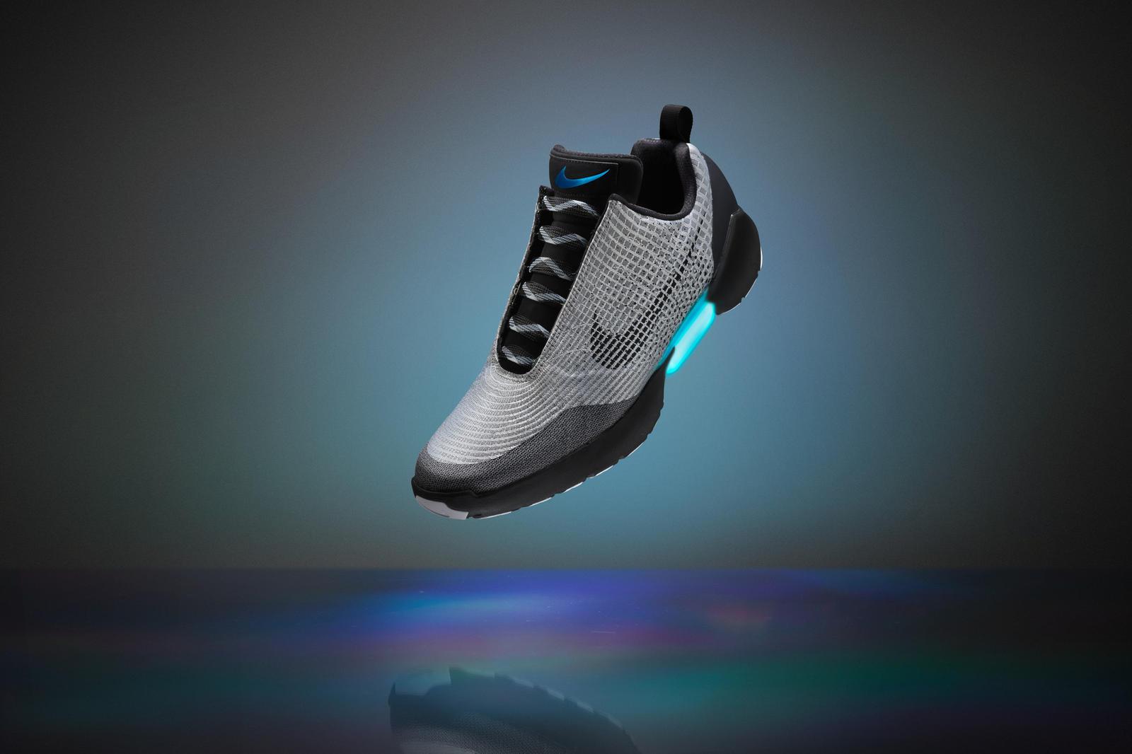 Nike HyperAdapt 1.0: Así son las zapatillas que se atan solas