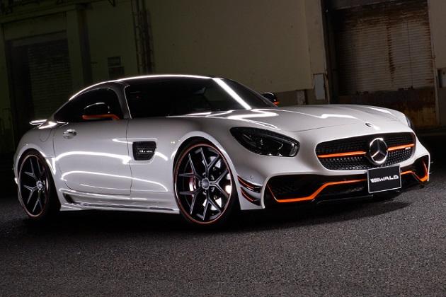 日本のチューナーから「メルセデスAMG GT」用ボディキット「ブラック・バイソン」が登場