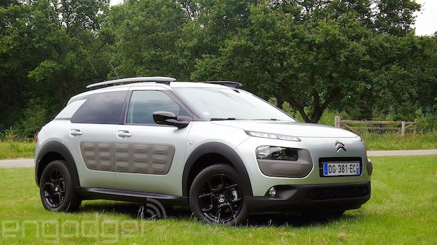 Probamos el nuevo Citroën C4 Cactus con Multicity Connect