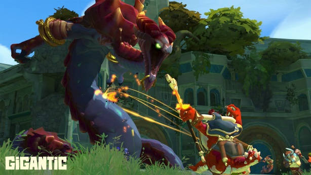 Motiga's Gigantic makes a big first impression