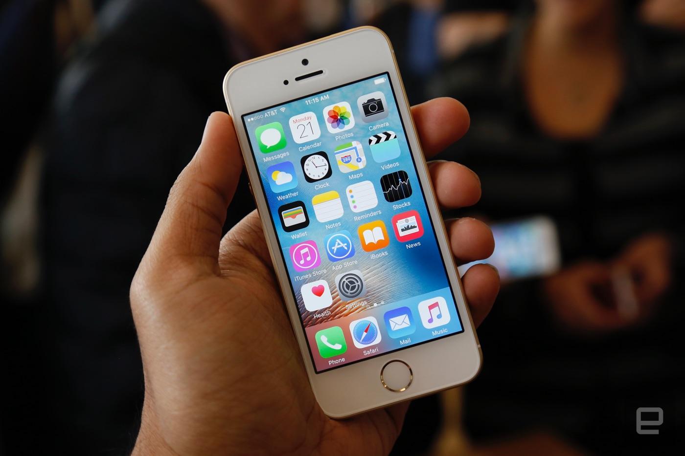 iPhone SE frente a la competencia: ¿quién gana?