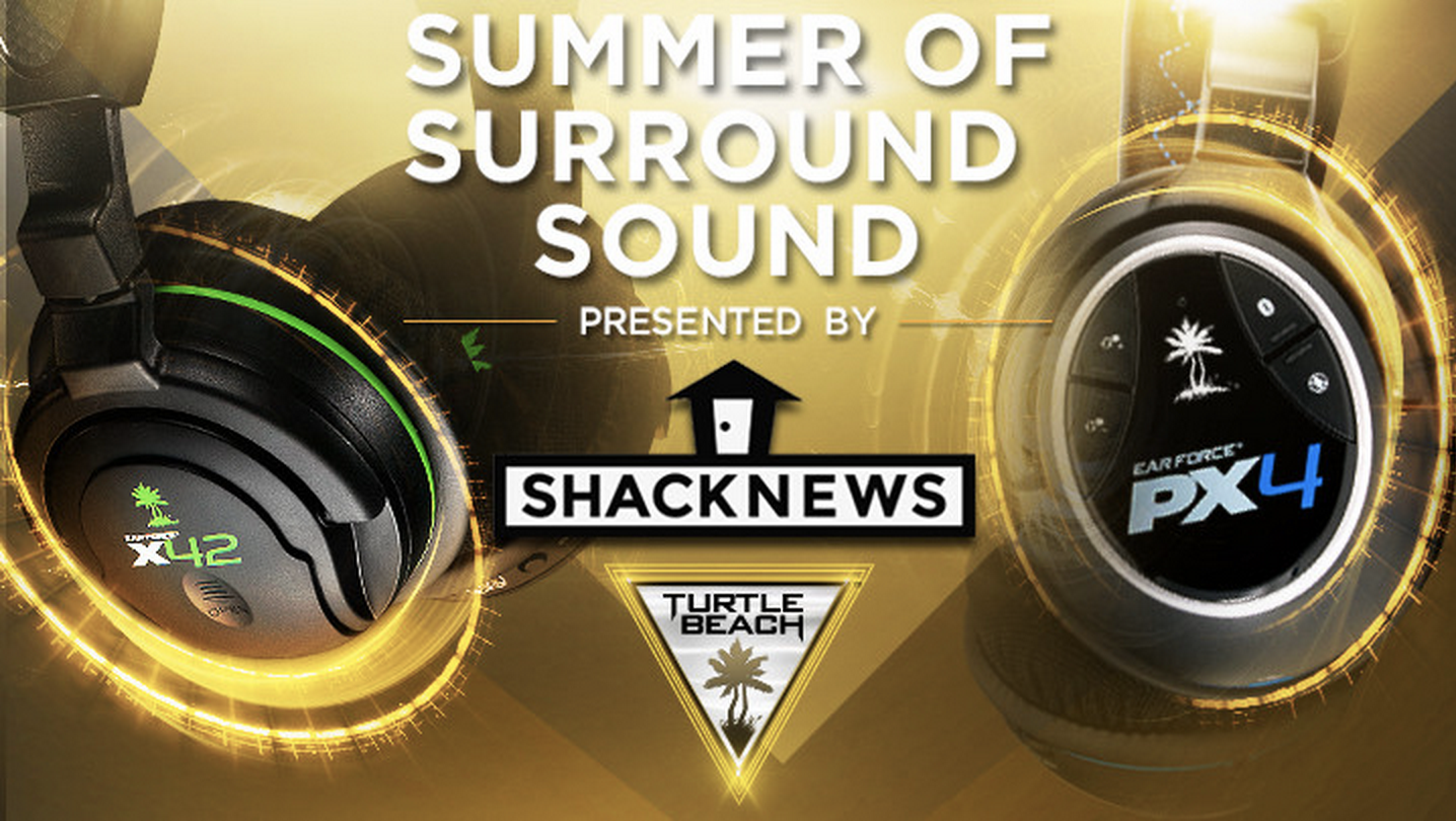 Enter to win in the Summer of Surround Sound contest!