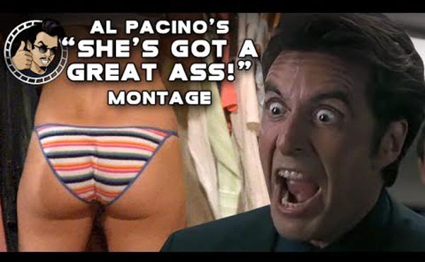 アル・パチーノと一緒に映画の名尻シーンを楽しもう!