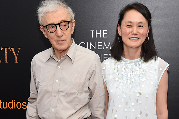 craziest relationship age gaps, woody allen soon-yi previn