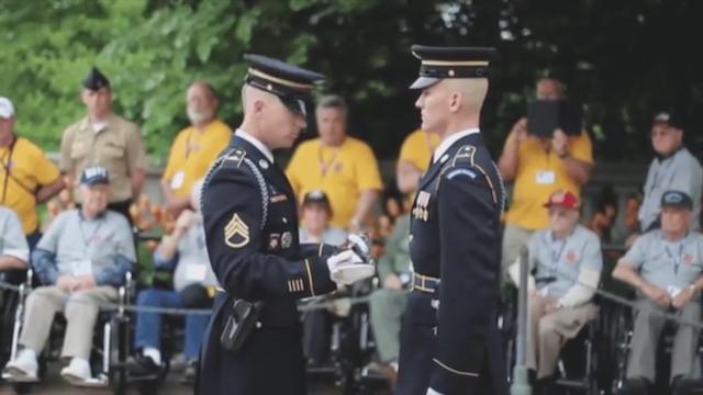 Sound-Mashup: Wenn Elitesoldaten zu Robocops werden
