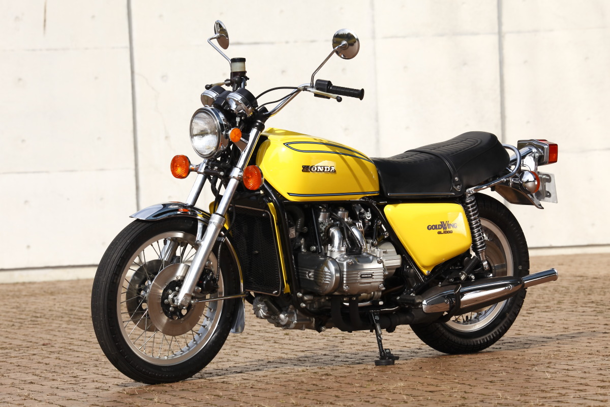 honda Gold Wing GL1000