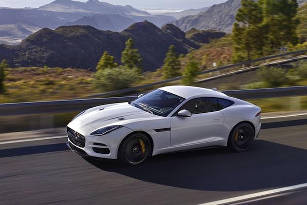 ジャガー、マイナーチェンジが施された「Fタイプ」を発表 1年間限定生産の高性能V6モデルも新たに設定