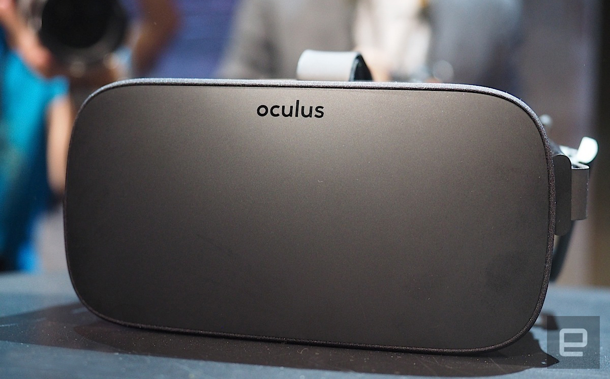 Oculus reduces latency with shiny new tech