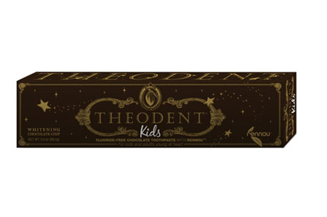 Would you let your children use chocolate toothpaste?