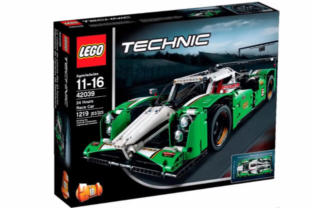【レポート】レゴ テクニックが耐久レースカーキットを発売(ビデオ付)