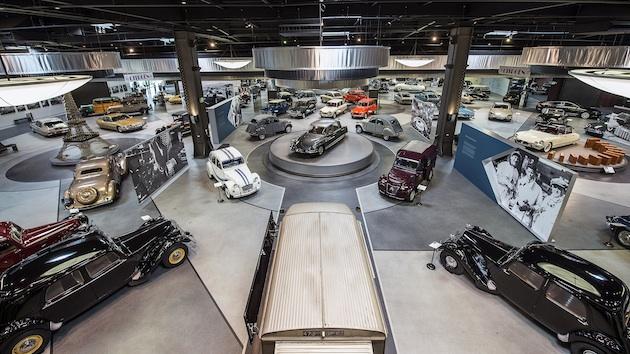 マリン自動車博物館で開催中の「シトロエン展」をご紹介
