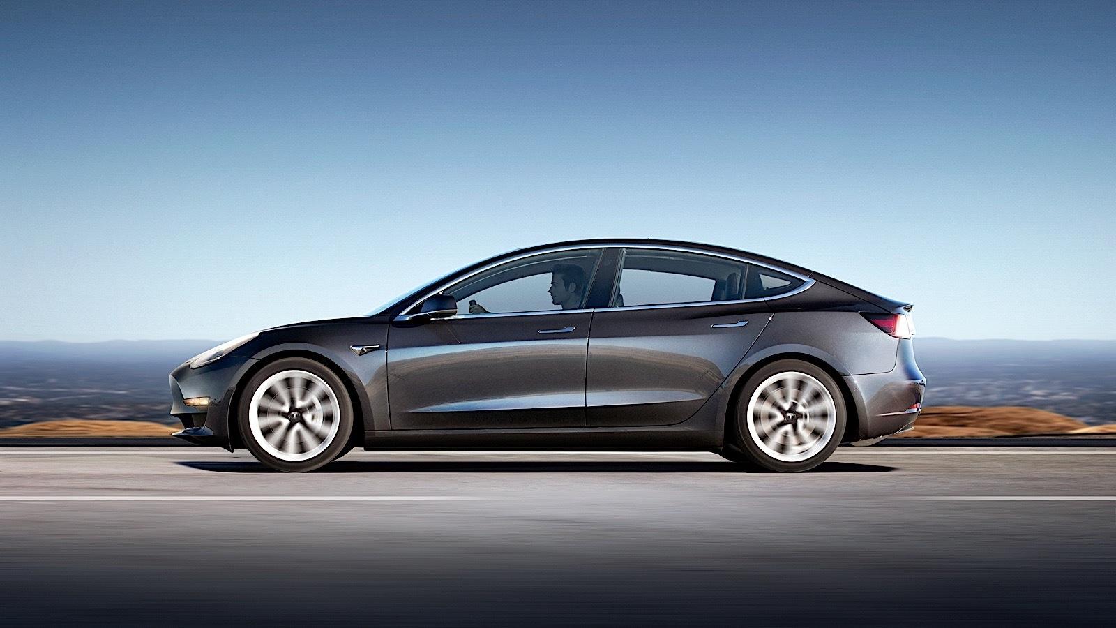 Se desvelan los detalles de la batería del Tesla Model 3