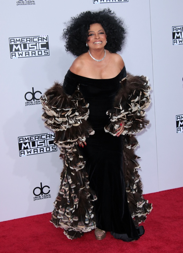 2014 American Music Awards: Best and worst dressed stars